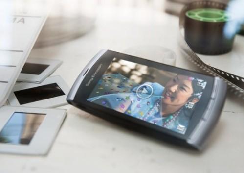 sony ericsson vivaz u5a. El Sony Ericsson Vivaz se