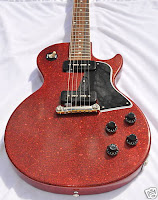 Gibson Custom Shop Les Paul Special Red Sparkle