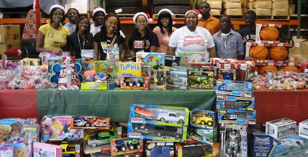 Toys 4 Tots- Dec. 18- Giveaway