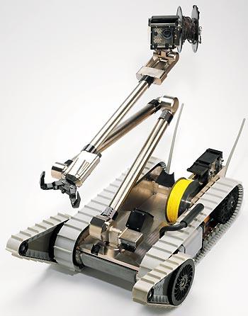 CONTOH ROBOT SEKARANG