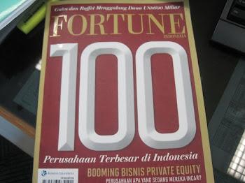 Terbit, Fortune Edisi Indonesia