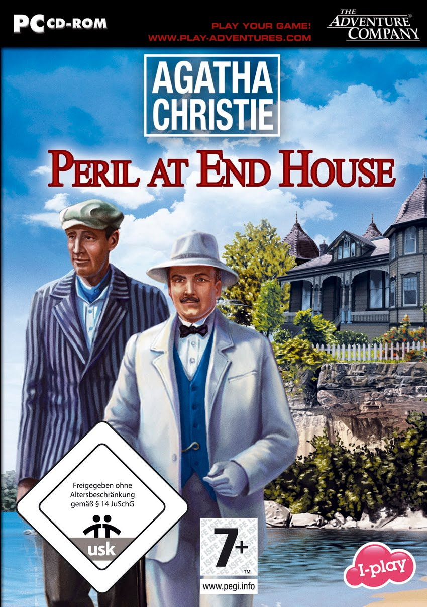 an analysis of the novel peril at end house by agatha christie Book report: our highly scientific analysis of a book published june 05, 2014 by jill brumer christie & cocktails: peril at end house only hercule poirot can stop britain's socialites from behaving very book report cheers tags: agatha christie cocktails hercule poirot mystery old.