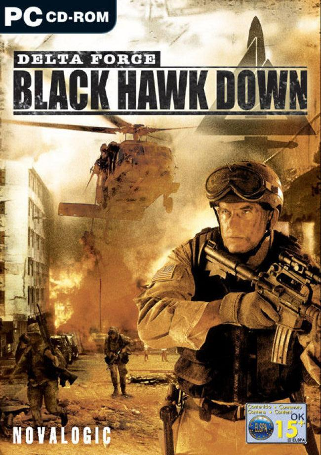 descargar Delta Force Black Hawk Down para pc full español