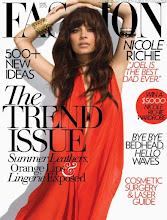 Nicole Richie - Portada Fashion