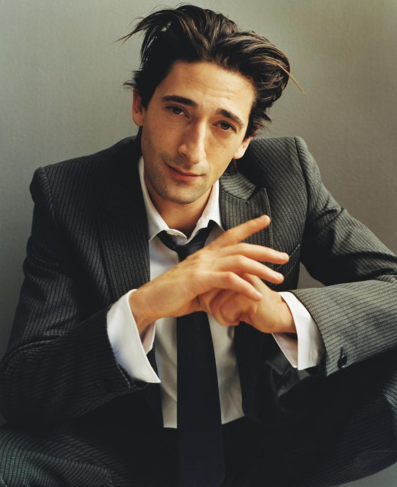 The Whole Skinny!: Adr... Adrien Brody