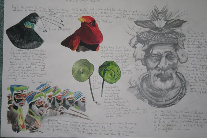 art gcse coursework 2010