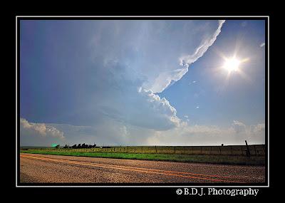 Storm from 6/16/09 Chase Matador, TX