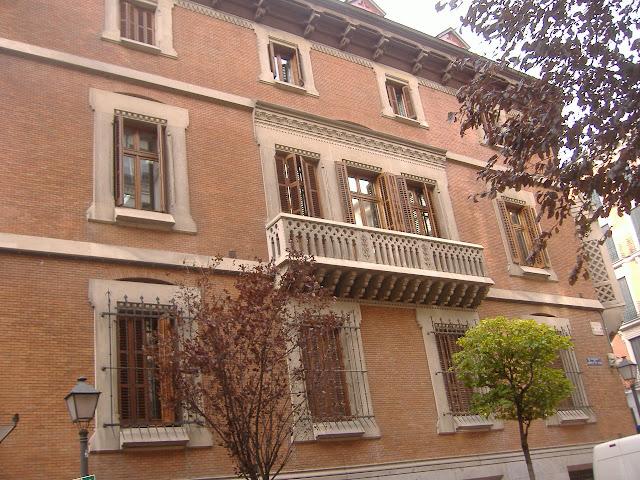 Conocer madrid barrio de salamanca - Barrio salamanca madrid ...