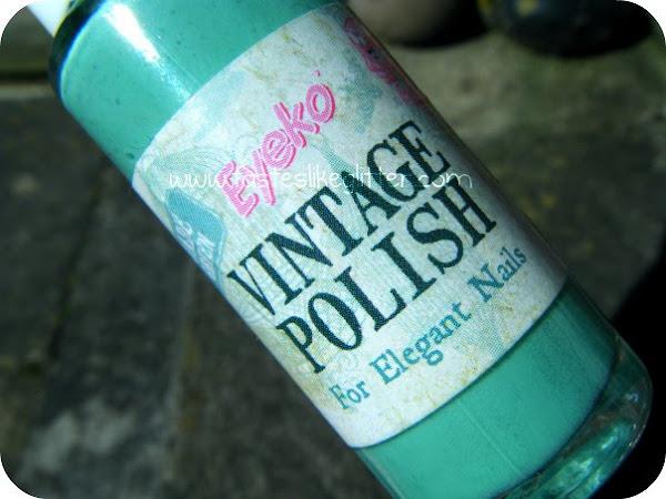 Eyeko Vintage Polish.