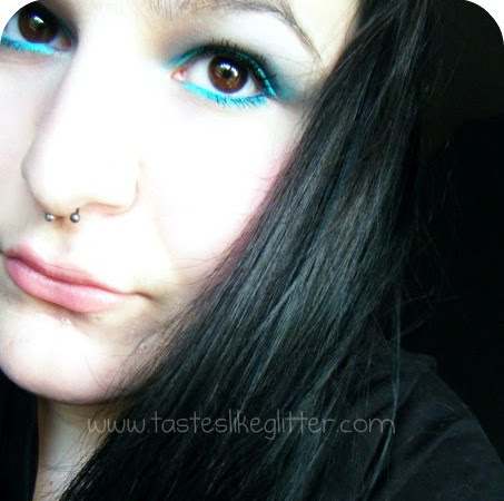 Feeling Blue? Face Of The Day.
