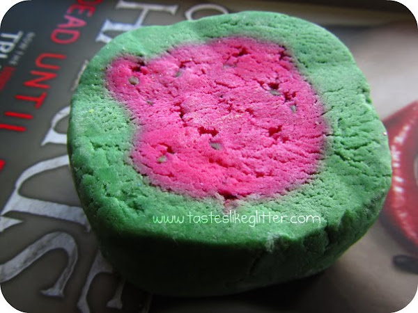 Lush (Retro) Melomint Bubble Bar.
