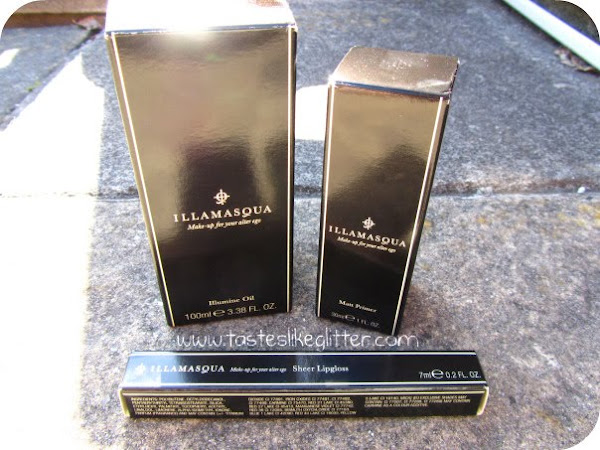 Illamasqua Cult Products.