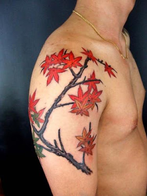 Japanese tattoo has been a phenomenal growth of traditional Japanese tattoo