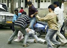 Mumbai violence