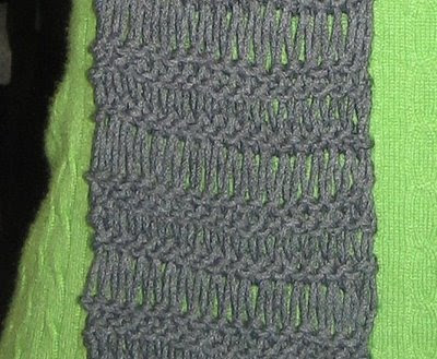 Knit Slip Stitch Left Handed : knitting yarn over - images - Bloguez.com