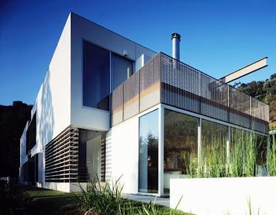 fachadas de sobrados modernos