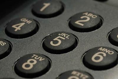 Telefone da Record