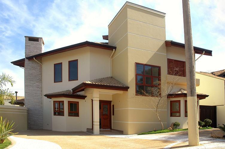 Fachadas de casas bonitas for Aberturas para casas modernas