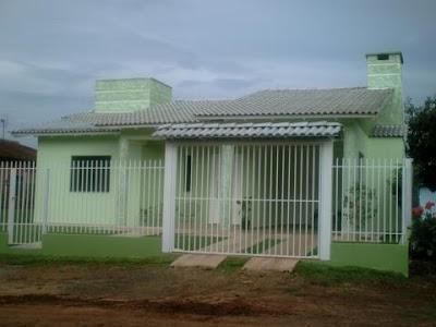 modelos de casas de alvenaria