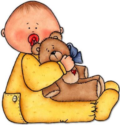 risco bebê para tecido