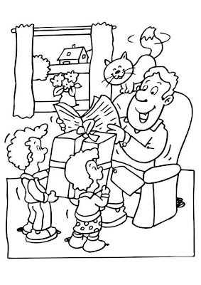 desenhos dia dos pais