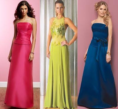 vestidos para formatura