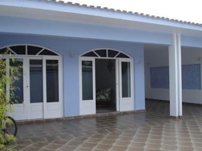 Fachadas residenciais modernas for Pinturas bonitas para casas
