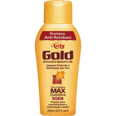 shampoo niely gold