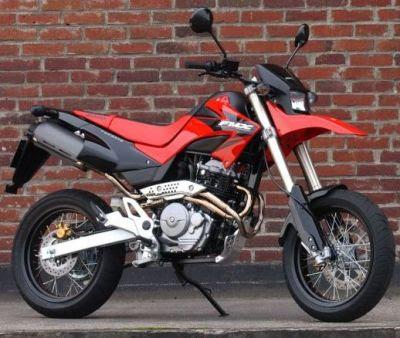 FAN ESI motos honda 2010