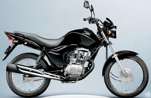 Honda 2010 Motos