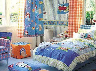 quartos pequenos de bebe