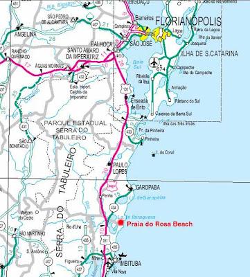 praia do rosa sc