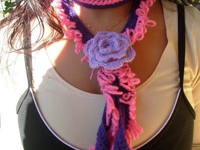 scarf crochet