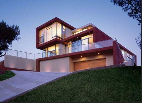 Fotos de casas lindas modernas e luxuosas - Modern beach home designs ...
