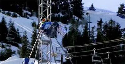Shaun White - Ele voa!!!!