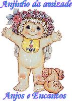 """Premio """"Angel de la Amistad""""."""