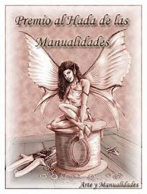 Premio al Hada de las Manulidades.