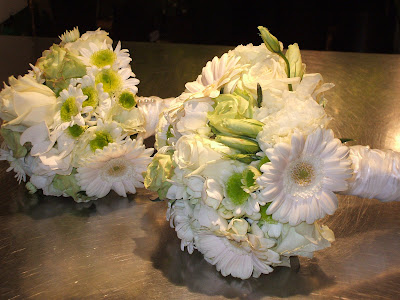 Pictures Bridal Bouquets on Bridal Bouquets Whites And Greens