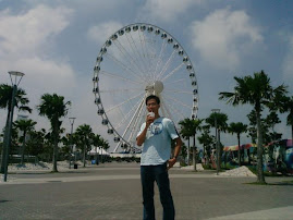 The eye of Malaysia (Malacca)