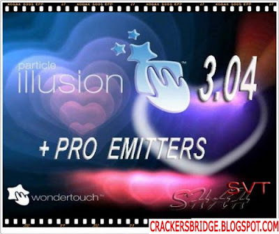 Wondertouch Professional Emitter Libraries Particle Illusion for Mac