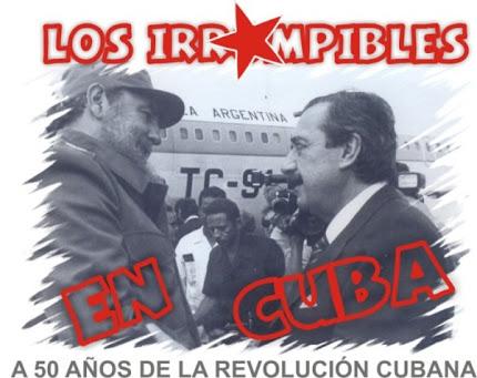 IRROMPIBLES EN CUBA
