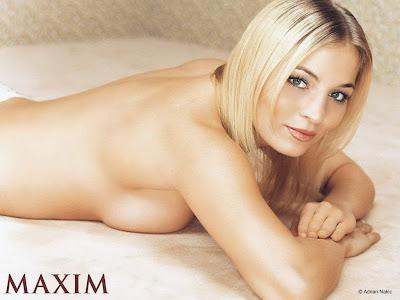 Hot and Sexy Maxim Models Desktop Wallpapers