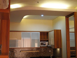 Drop Ceiling - Gypsum Design