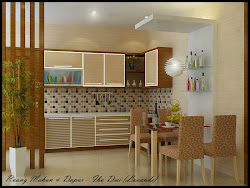 Kitchen Set & DINNING ROOM