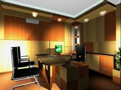 Ruang kantor Modern