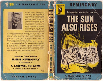 a comparison of a farewell to arms and the sun also rises The sun also rises criticism - the sun also rises criticism research papers discuss what critics point out in hemingway's novel, the sun also rises the old man and the sea - the old man and the sea research papers compare the novel to the sun also rises, it focuses on the themes of both.