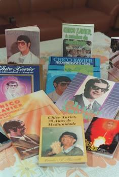 OBRAS MEDIÚNICAS DE CHICO XAVIER
