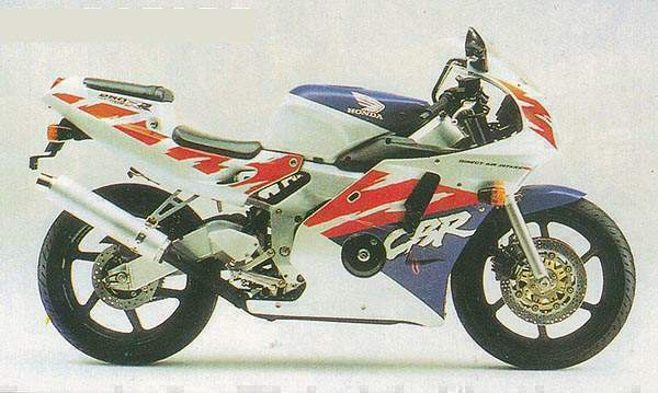 Honda CBR Modification title=