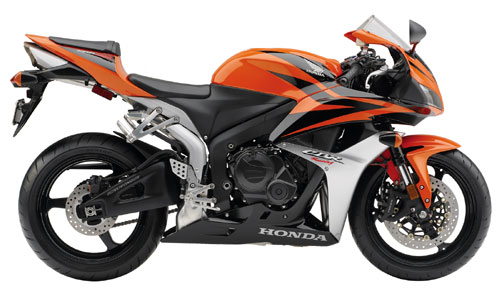 2009 Honda CBR modification title=