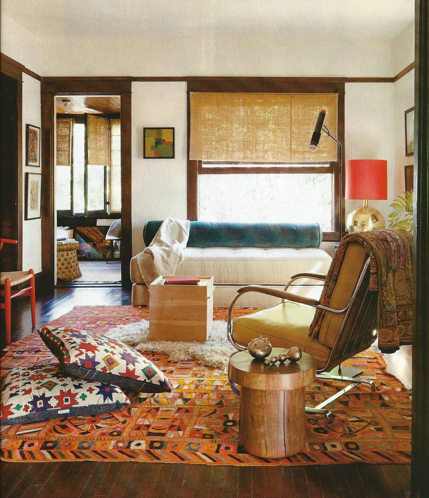 8 Eclectic Decorating Ideas That Go Together | GlobeIn
